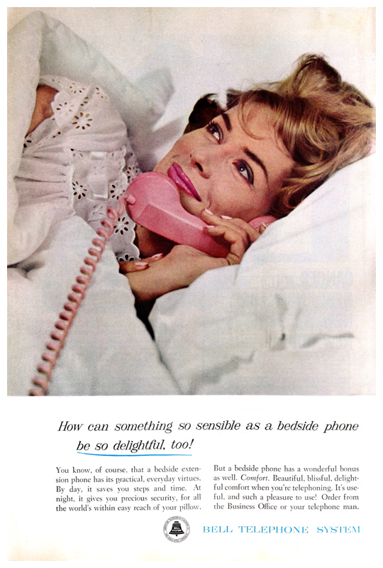 Bell Telephone System ad