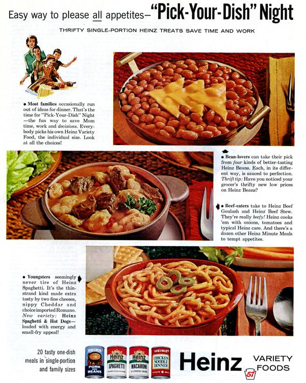 Heinz ad