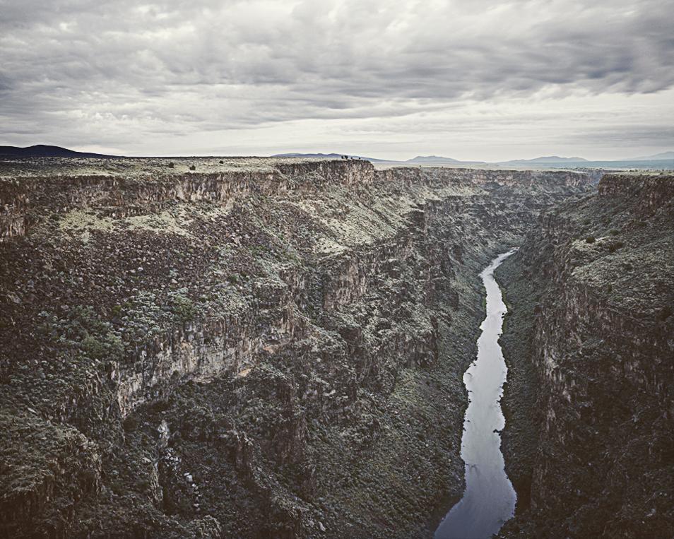 Taos Gorge 2009