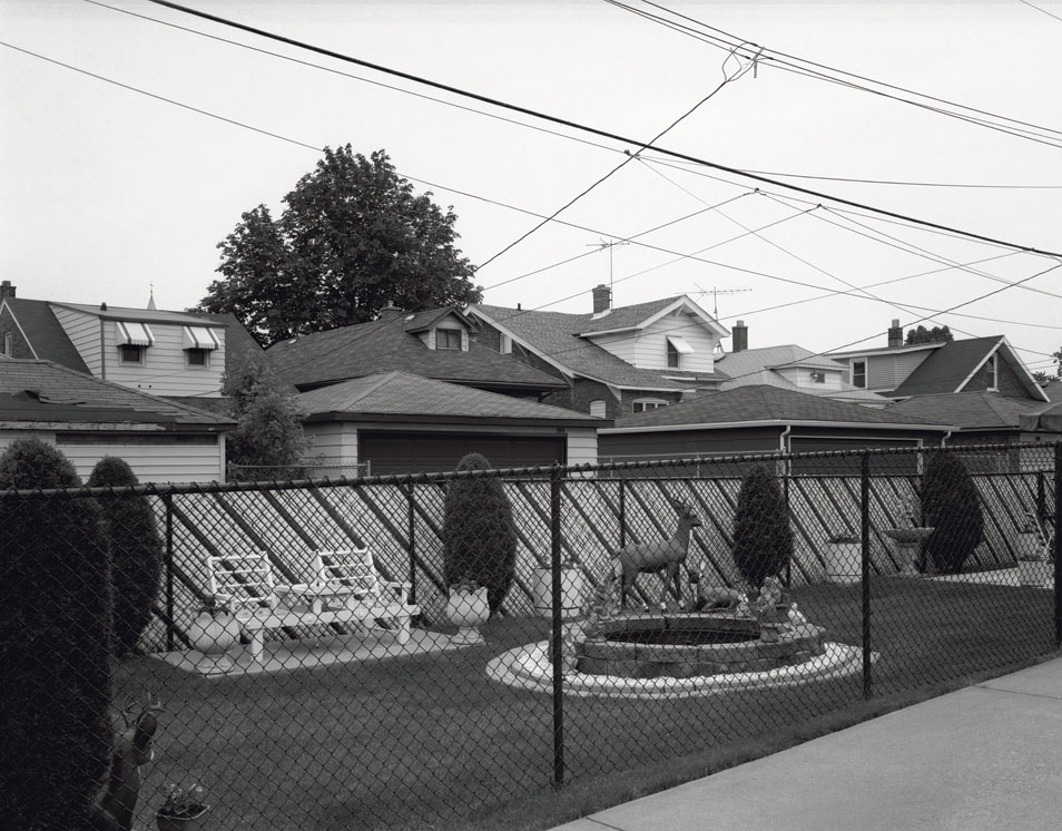 Backyard Reese Street Hammond, IN 1999