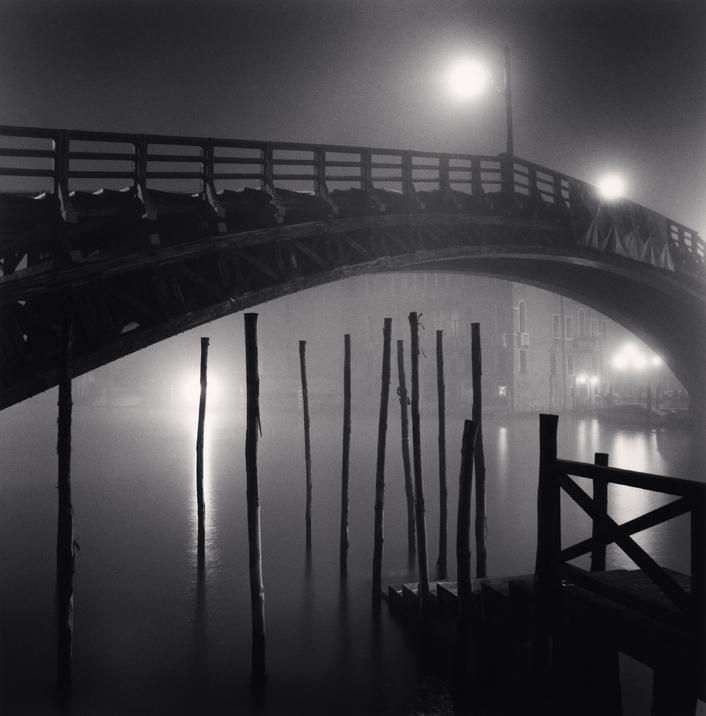 Accademia Bridge, Venice, Italy, 2007