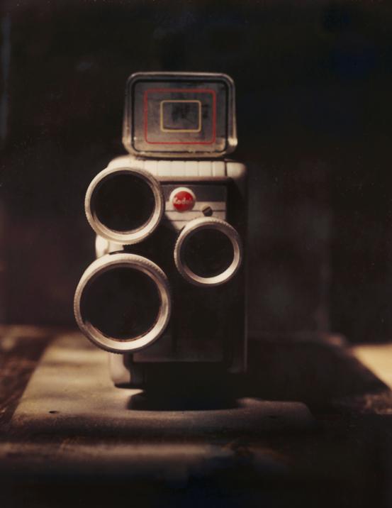 Tina West's Vintage Camera