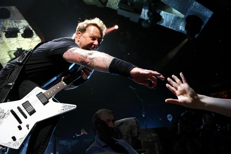 Metallica, Wherever They May Roam