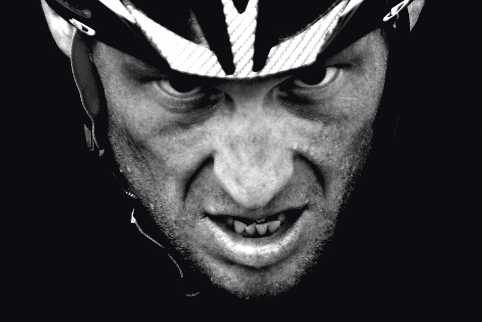 Lance Armstrong prepares for his comeback to competitive cycling on a training ride in Austin, Texas September 6, 2008.