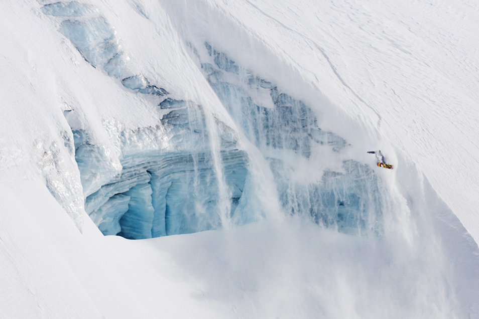 Snowboarder v. Avalanche