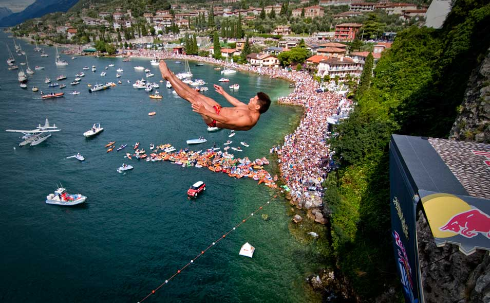 © Romina Amato/Red Bull Cliff Diving