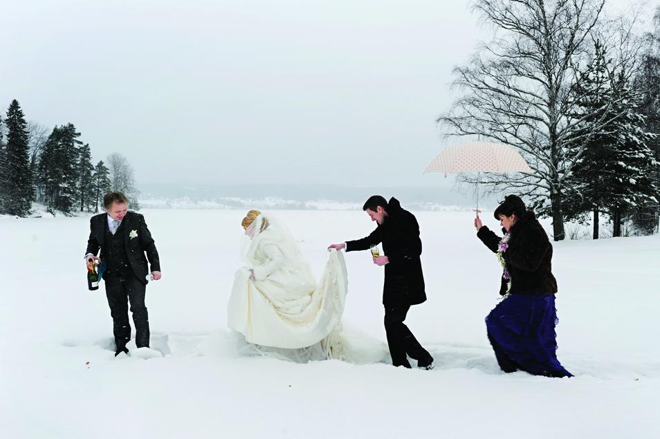 Winter Wedding March