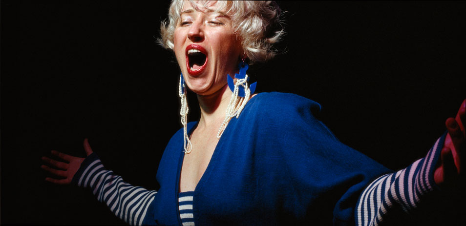 """Untitled #119. 1983."" Courtesy the artist and Metro Pictures, New York © 2012 Cindy Sherman"