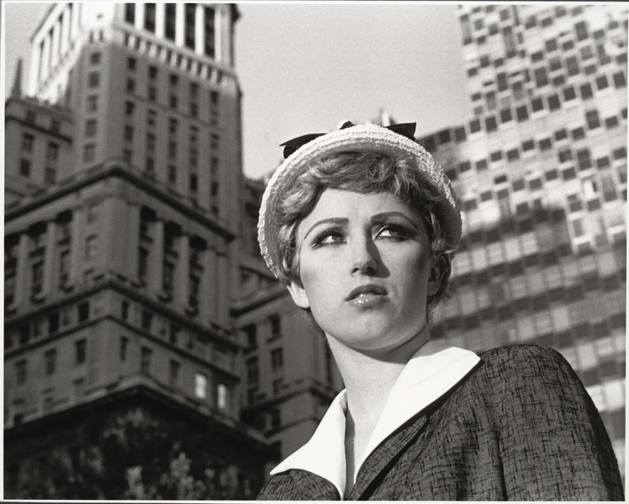 """Untitled Film Still #21. 1978."" The Museum of Modern Art, New York. Horace W. Goldsmith Fund through Robert B. Menschel © 2012 Cindy Sherman"