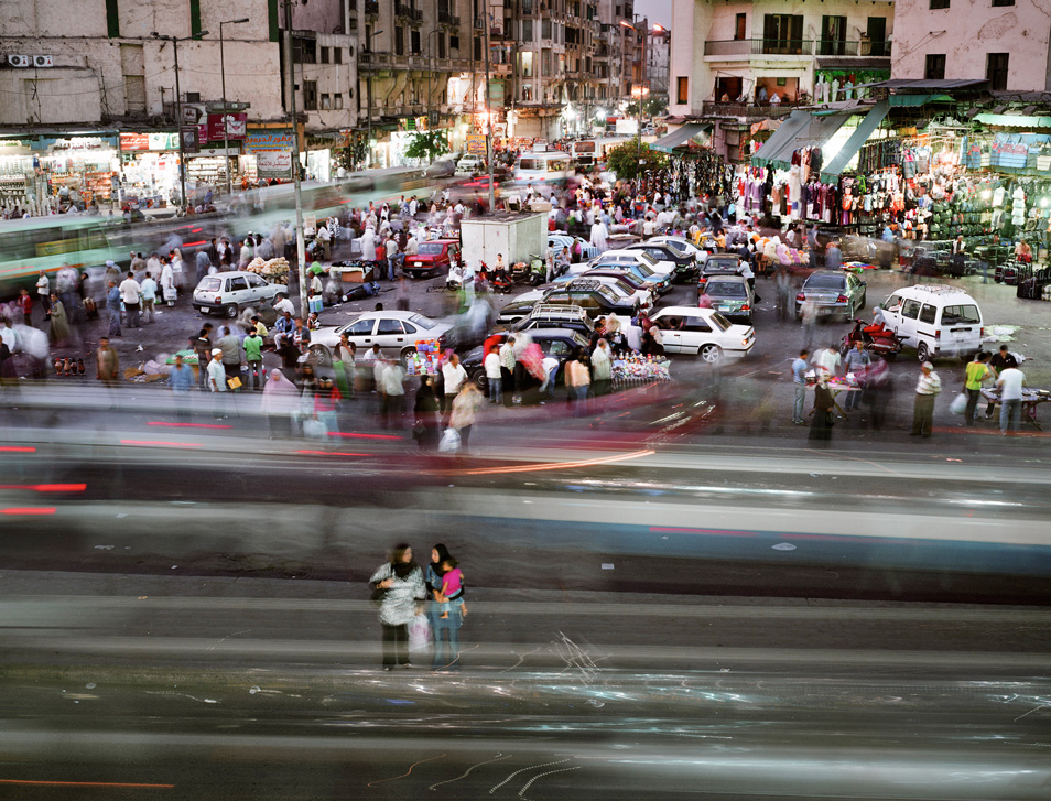 Martin-Roemers-Metropolis-2-Cairo-Traffic-Squ