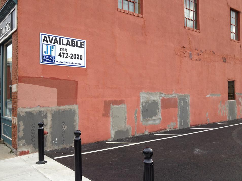 West Fayette Street #1, 2011.