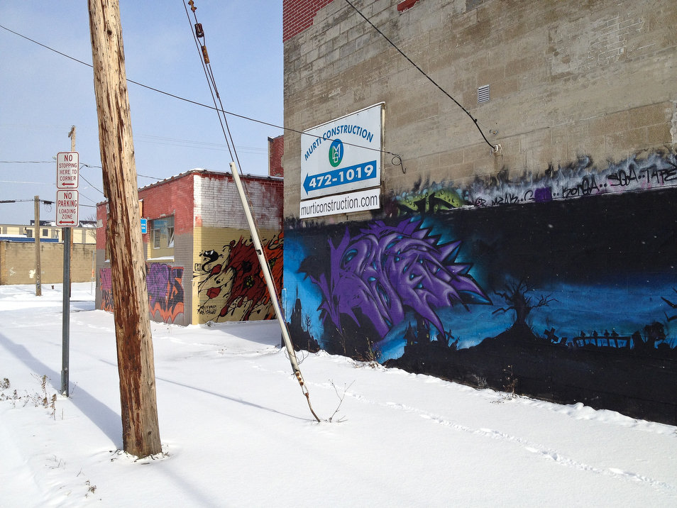 Wyoming Street, 2012.